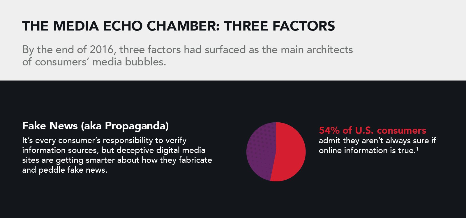 Publicis Experiences Digital Brands and Live Experiences - Media echo chamber's fake news a.k.a. propaganda