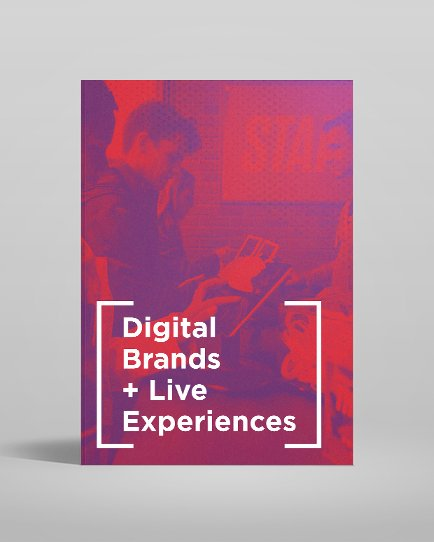 Publicis Experiences Digital Brands and Live Experiences cover image