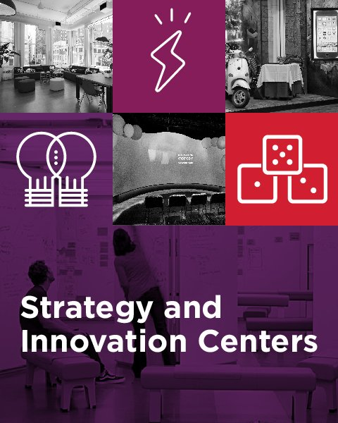 Strategy and Innovation Centers white paper cover image